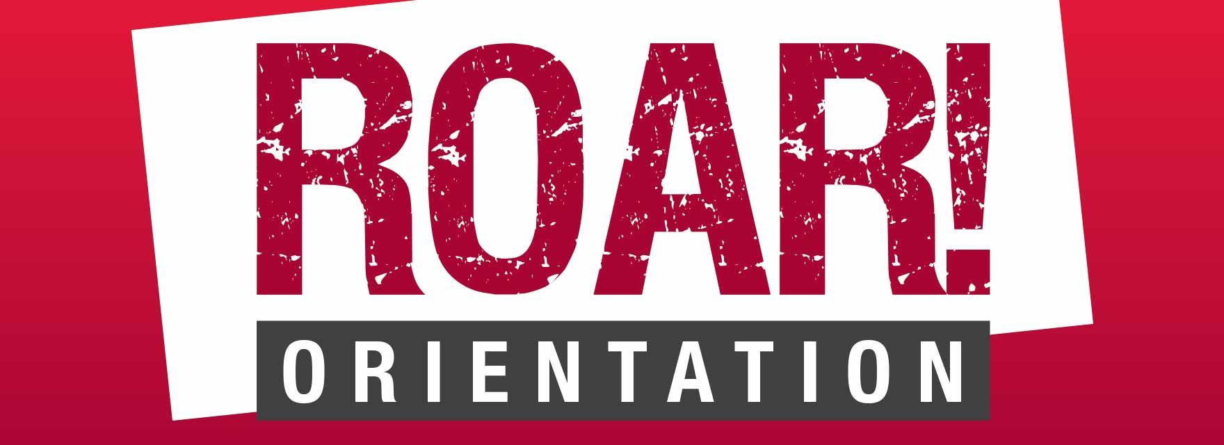 ROAR Orientation - Orientation - WSU Vancouver